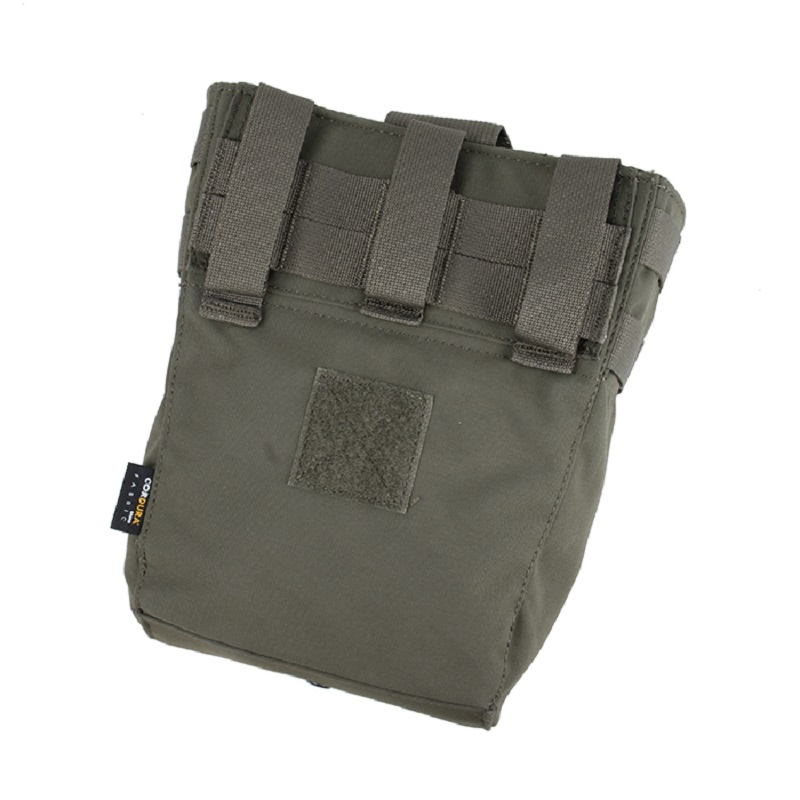 TMC2839-RG TY Dump Pouch MOLLE 500D Cordura Fabric Tactical Storage Bag