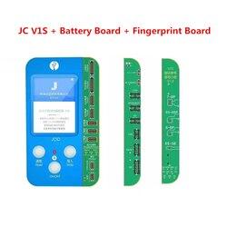 JC Pro1000S V1S для 7 7P 8P X XR XS MAX 11 Pro MAX Фоточувствительный оригинальный цветной сенсорный ударный сканер отпечатков пальцев