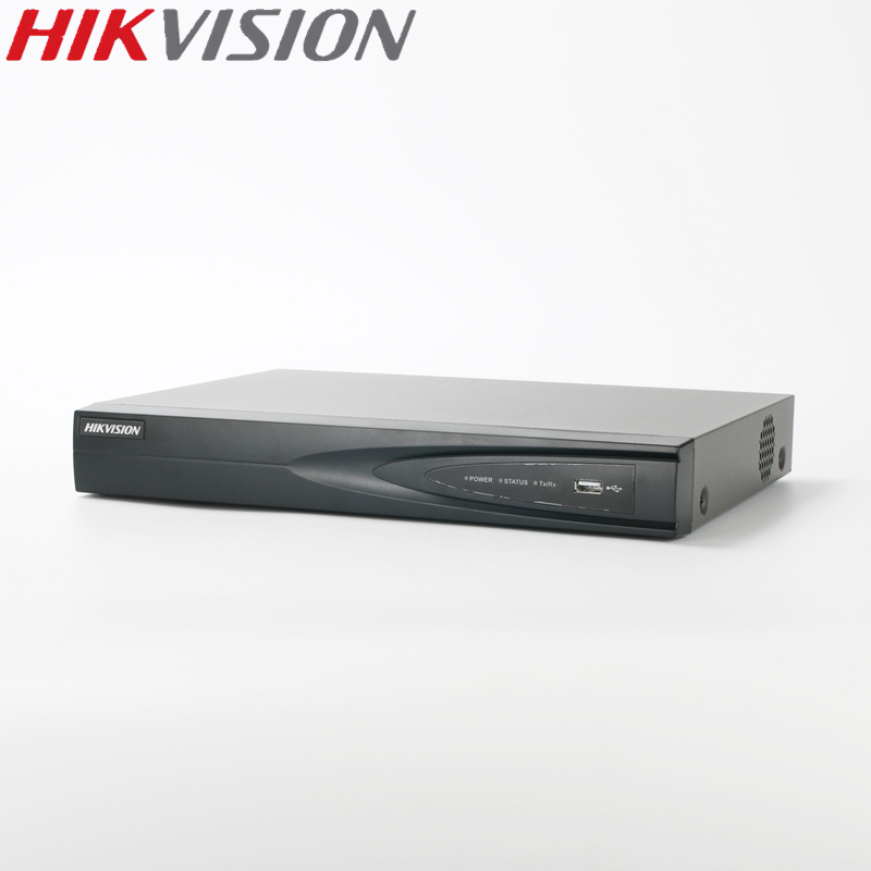 HIKVISION Embedded NVR DS-7608NI-E2 International Version For 8 Ch 8MP IP Cameras Support ONVIF Hik-Connect Wholesale