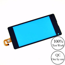 цена на CXHKRR Original new for Sony Xperia Z1 Mini Compact D5503 M51W touch screen digitizer Glass panel with