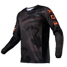 MTB Shirts Jerseys Offroad Motocross-Sportwear Clothing Fxr-Bike Downhill DH Hpit Men