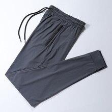 Pants Football-Leggings Sports-Trousers Training Fitness Men's Slim Gym Nylon Pocket-Design