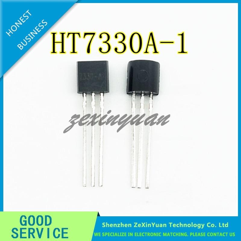 20PCS/LOT 7330-A TO-92 HT7330A-1 HT7333-1 HT7330-A 7330A-1 Low Power Consumption LDO
