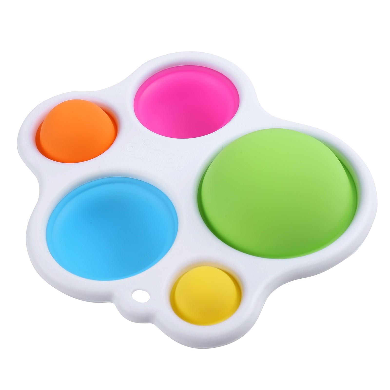 Training-Toys Fidget-Sensory-Toys Intelligence-Development ADULTES Reliver Decompression