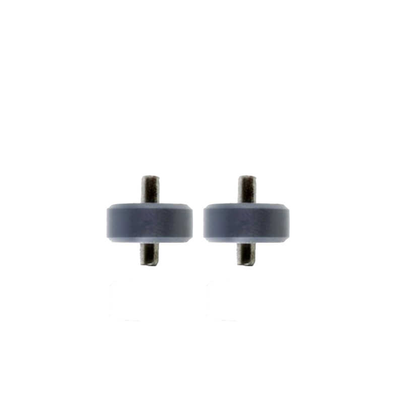 2 Set Small Mini Front Roller Wheels For Shark NV350 NV351 Vacuum Cleaner Parts