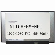 Lcd-Screen Laptop NT156FHM-N61 ASUS Replacement Display-Panel Matrix Edp for Fl8700f/Matrix/Display-panel/..
