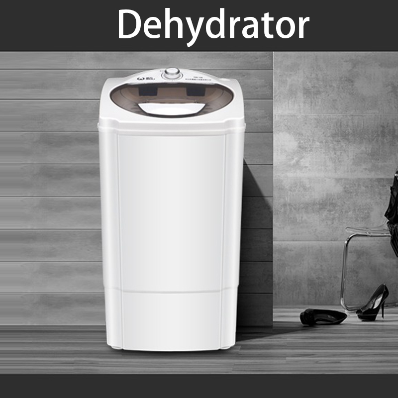 Small Dehydrator Dryer Machine Household Large-capacity Clothes Dry Small Mini Single Student Dormitory Dewatering Bucket
