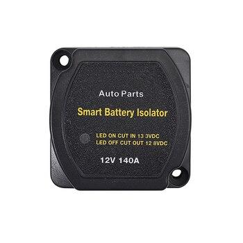 Relé inteligente de 12V y 140A, interruptor de batería Dual, relé de carga dividida, sensible al voltaje. 1
