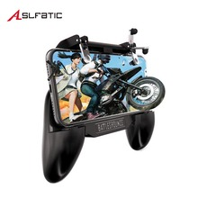 Pubg Joystick Controller Gamepad Phone Cooler Power Bank Fre