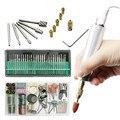 USB 3 12V Mini Elektrische bohrer Hand Bohrer Motor Loch Sah Aluminium Mini Elektrische DIY PCB mit bohrer für holz Kunststoff Bohren-in Elektrowerkzeug-Sets aus Werkzeug bei