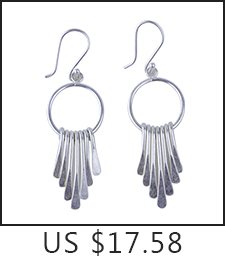 H115cd5448d3947aa89fa68b0cd3a13ad0 - 925 Sterling Silver Earrings Long Tassel Silver Earrings Fashion Silver Earrings Temperament Earrings For Women Silver Jewelry