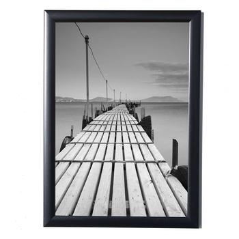 Czarny symulacja stół z drewna ramka na zdjęcia ramki na zdjęcia A4 ramy kompletne ramki ramka ze szkłem płyta pilśniowa powrót zdjęcia dekoracyjne narzędzia tanie i dobre opinie Faddare Other Dla dorosłych Moda