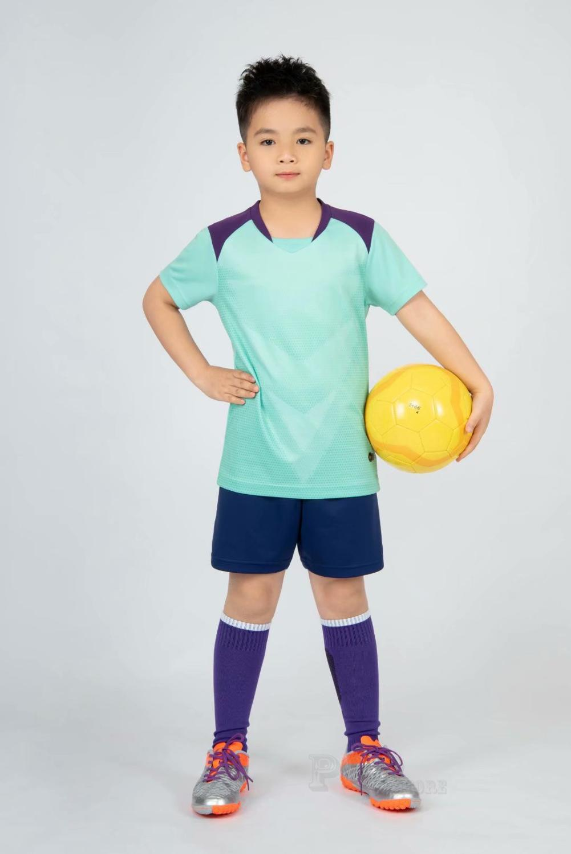 Kids football Uniforms boys girl soccer Jerseys Custom child Soccer Jersey Set Sportswear t-shirt sports suit new style 26