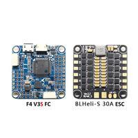 Betaflight f4 v3s v3 pro 비행 제어 업그레이드 버전 v3.5 v3 s 내장 이미지 필터링 osd 30a 4in1 esc for fpv rc drone
