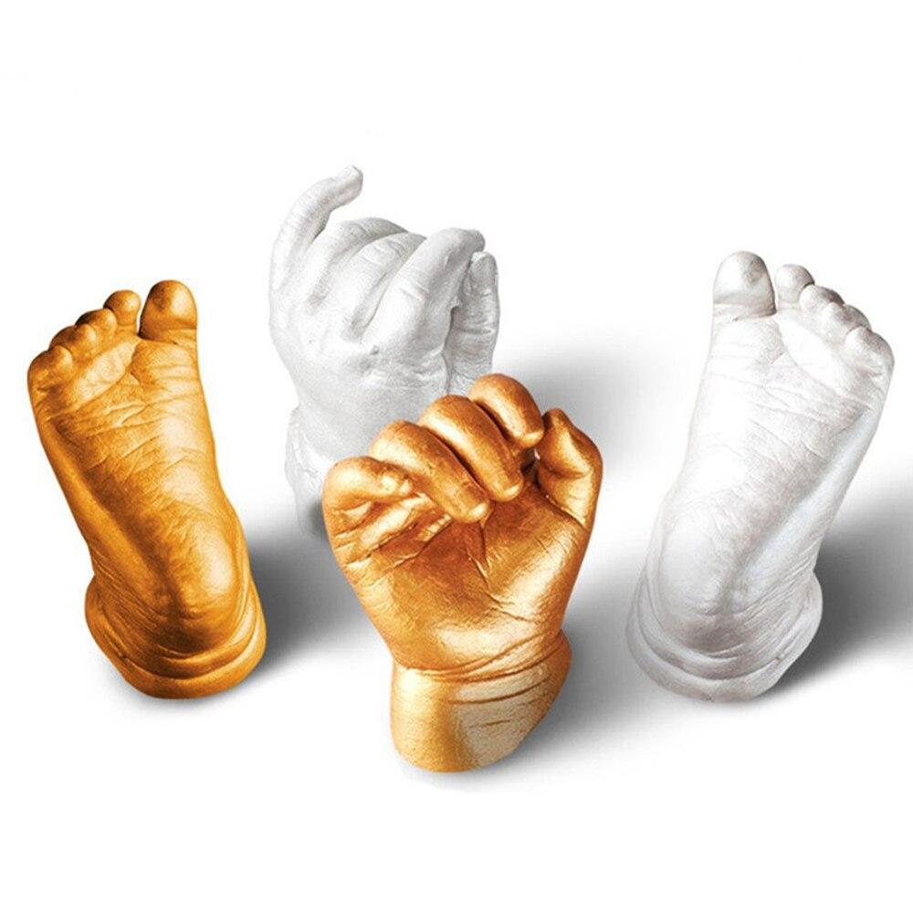 3D Ручная Печать, литая нога, рандомная памятная копия