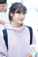 Currently Available 2019 South Korea Star IU Li Zhi en tong Hoodie Loose Fit Pullover Hoodie Coat Couple Clothes