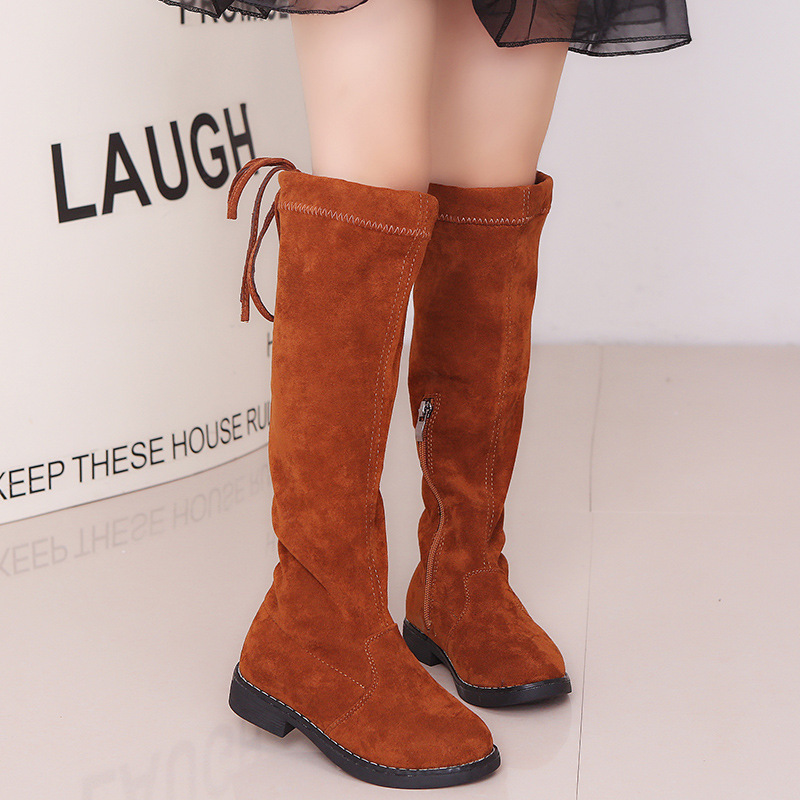 long boots girls
