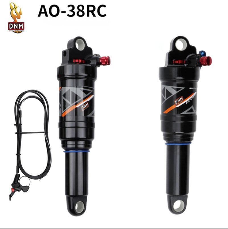 Bike Air Rear Shock MTB//Trail//Cyclocross With Lockout 165//190//200//210mm