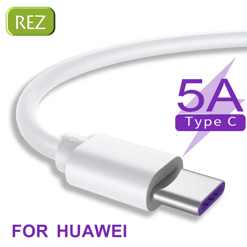 USB Type C Cable For Huawei P30 Pro Lite Mate 20 X Pro RS P20 Pro Fast Charging USB Type C Cable For OPPO USB-C Type-C Cable