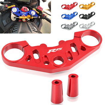 For Yamaha YZF R15 V3 YZF-R15 2017-2020 2019 Motorcycle Top Triple Tree Front End Upper Top Clamp Modified CNC Decorative Cover