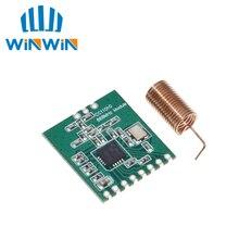 10 Chiếc CC1101 Mạng Không Dây Khoảng Cách Dài Xuyên Anten 868 MHz M115