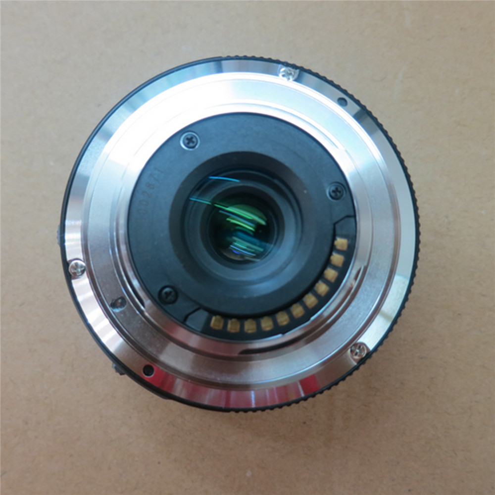 Объектив камеры 14 42 мм F3.5 5.6 ASPH зум объектив для YUNEEC Micro 4/3 запасные части для камеры - 3