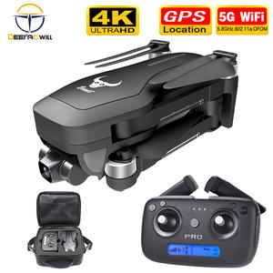 Drone 4k Camera Supports Mechanical-Gimbal Wifi Flight-25-Min Sg906-Pro 5G NWE HD Ce