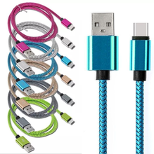 USB Type C Cable For Sony Xperia 1 2 20 XA2 XA3 XZ3 XZ4 XZ5 Samsung S10 S9 S8 Plus Fast Charging Data Phone Charger Type-C Cable(China)