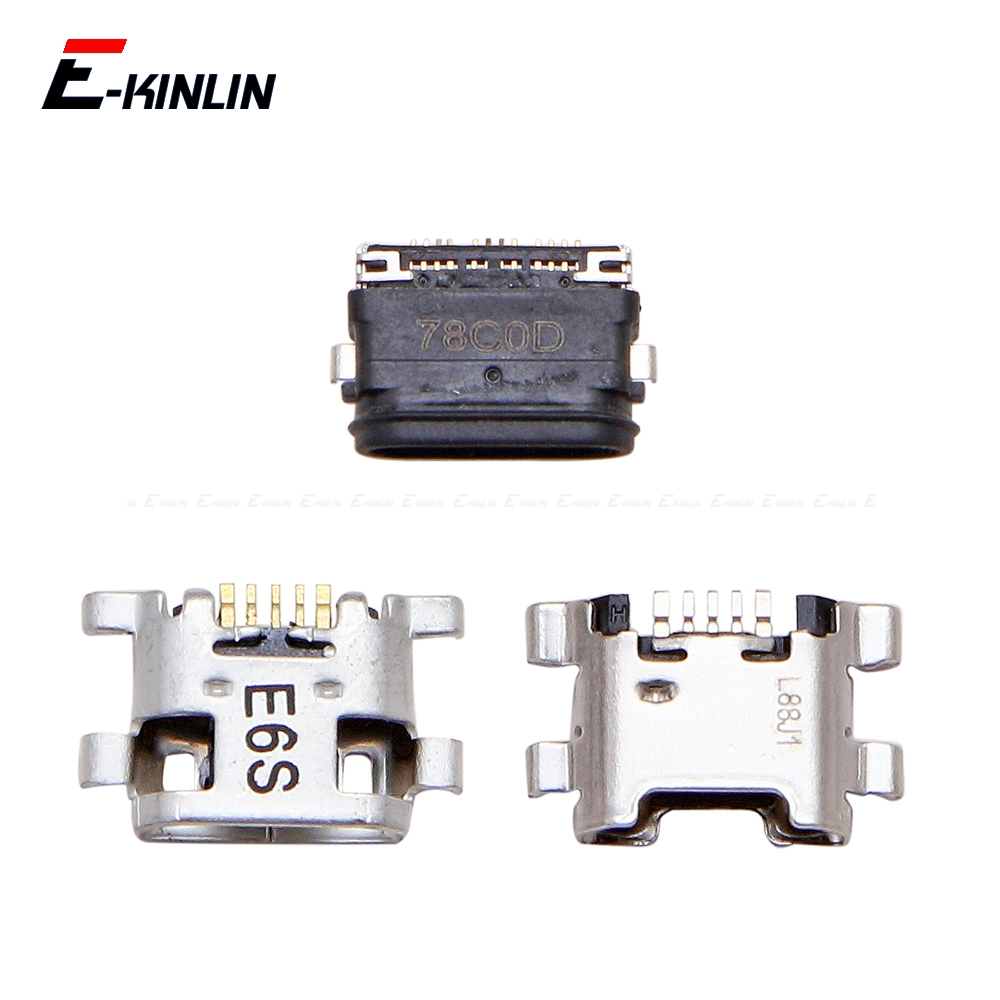 Type-C Micro USB Jack Connector Socket For HuaWei Honor 8X 8C 8A 8 Pro 9i 9 Lite Charge Charging Dock Plug Port