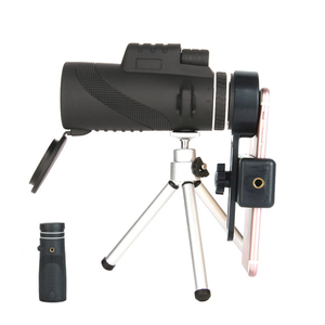Image 2 - 50x60 Telescope Zoom Lens Monocular Mobile Phone Camera Lens For Digital Camera Mobile Phone Outdoor Camping Hunting Sports Tool
