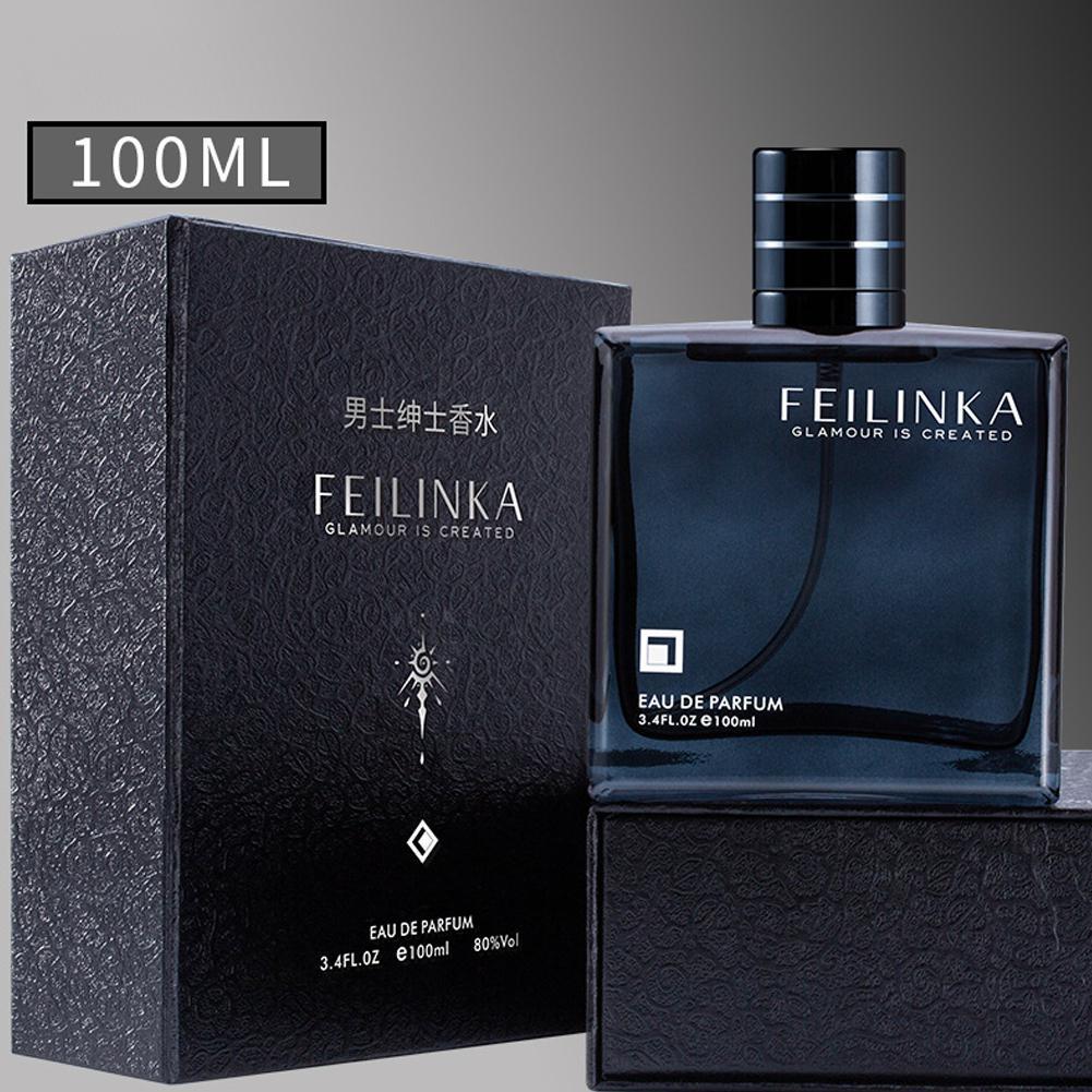 BellyLady 100ml Men Perfume Classic Cologne Wood Long-lasting Gentleman Male Fragrance Spray Parfum