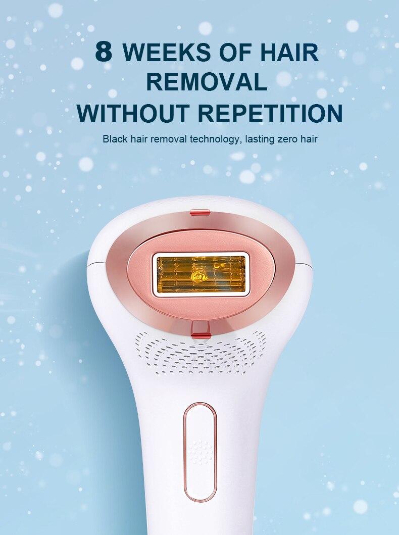 do cabelo 3 in1 permanente da remoção