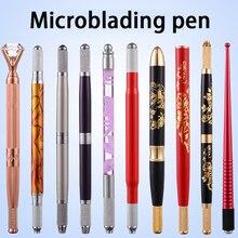 Pen-Handle Permanent-Tattoo Tattoo-Machine-Tools Microblading-Pen Eyelash Eyebrow-Makeup