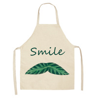 Cotton Linen Creative Europe And America Simple Apron Support Wql0026|Oversleeves| |  -