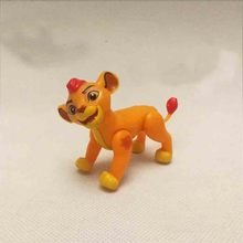 The Lion King Simba Hyenas Wolf Pvc Action Figure Characters Model Doll Toys For Children Gifts marvel universe hero pa change peter jackson s king wolf joint diy do model doll goods of for display rather for toys gift