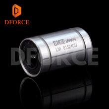 Dforce подлинный iko lm8uu длинный стержень вал 8x15x24 мм 3d