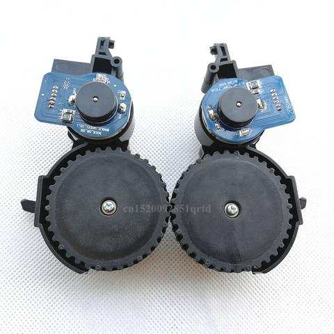 Aspirador de pó para Midea Roda Robô Robótico Aspirador Rodas Peças Acessórios Vcr06 Vcr07 Mr06