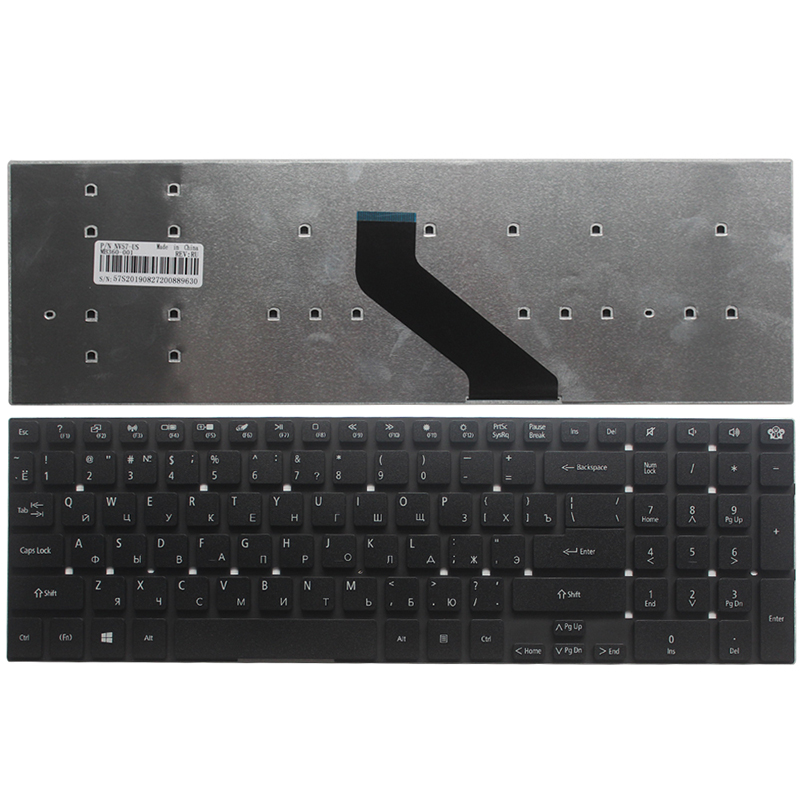 Russian RU Keyboard For Packard Bell EasyNote TV11 TS11 P7YS0 P5WS0 TS44HR TS44SB TSX66HR TSX62HR TV11C Laptop