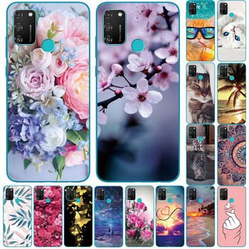 Honor 9A Case Silicone Soft Back Cover Phone Case For Huawei Honor 9A 9 A Honor9A MOA-LX9N Case 6.3 inch фото