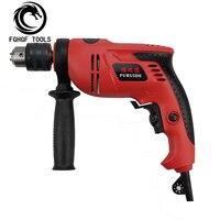 FGHGF Elektrodenlose Variable Geschwindigkeit Elektrische Pistole Bohren Motor angetrieben Werkzeug Hand Elektrische Auswirkungen Bohrer Hammer Hardware Tool auf