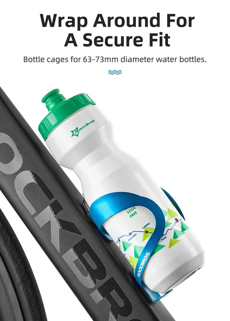 Bicycle Water Bottles Socket Cage MTB Road Bike Ultralight Bottle Holder H