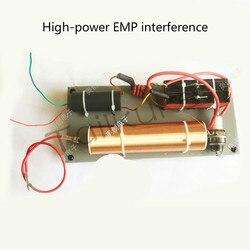 EMP высокомощный Электромагнитный импульсный AC-Z203 пульт дистанционного управления для первой зарядки, доступный 3,7 В ~ 7 в