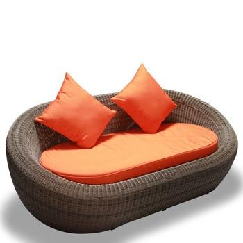Woven Sofas Chairs Modern Balcony Wicker 1