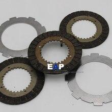 Shiwaki Motorcycle Performance Clutch Plate Set For CG125 CG 125