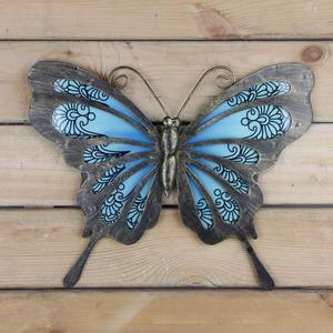 Image 2 - Garden Butterfly of Wall Artwork for Home and Outdoor Decorations Statues Miniatures Sculptures