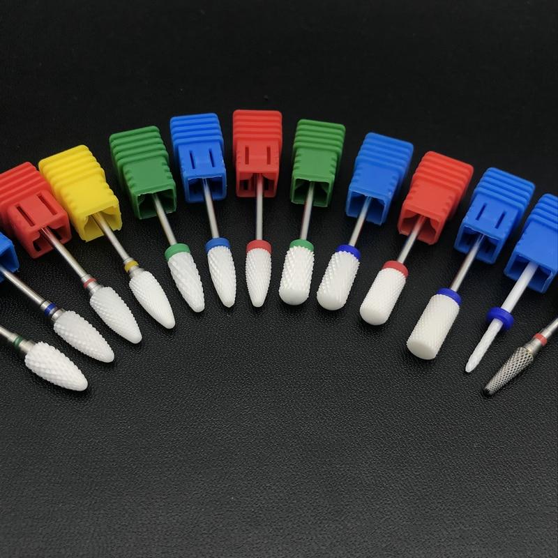 cortador de unha de ceramica e zirconia lixa cortadora eletrica de unhas de grau medico dental