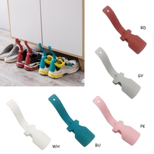 Slip-Aid-Tool Shoe-Horn Helper Off-Shoe Lazy 1PC And Wear Easy-On Sturdy Unisex
