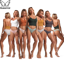 Underwear Padded Seamless-Bra Women Tank Lingerie-Wire Crop-Top Woman Top Female Sexy