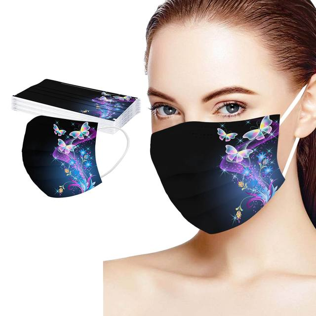 3-layer Anti-PM2.5 Adult Disposable Mask