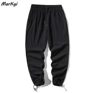 MarKyi Fashion Linen men's car